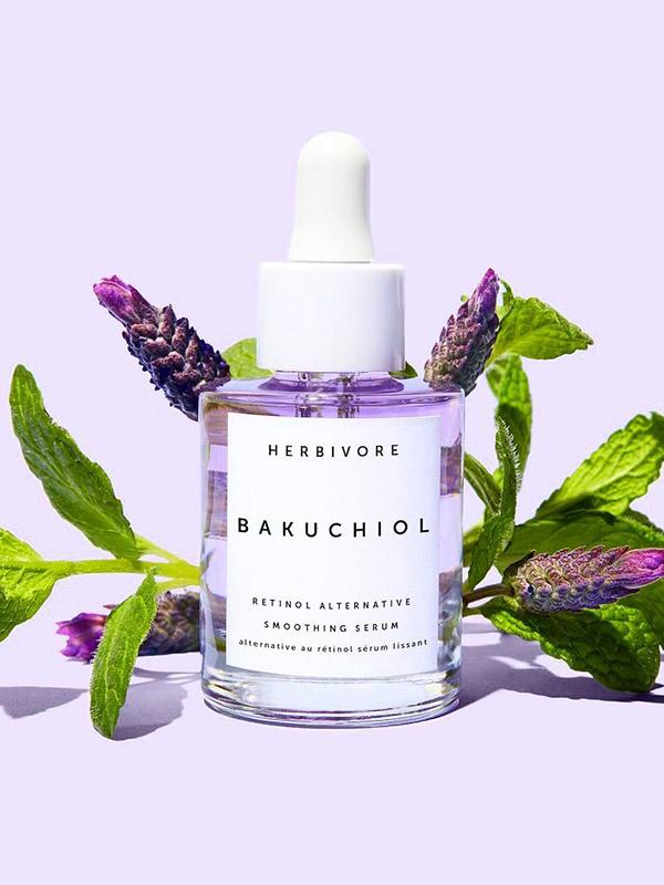 Herbivore Botanicals Bakuchiol Retinol Alternative Smoothing Serum
