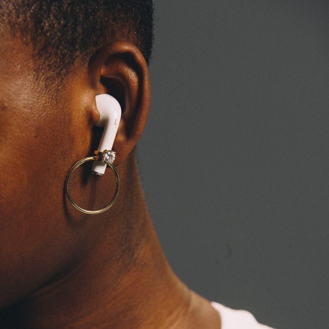 Bijules EarPod Earrings