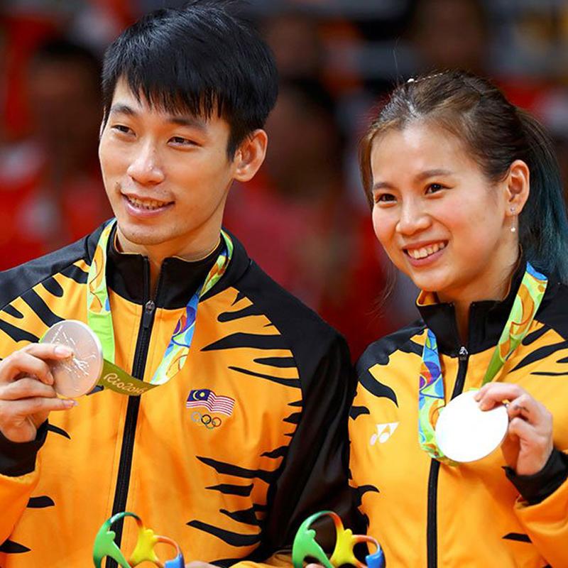 Chan Peng Soon - Goh Liu Ying